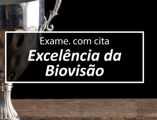 Biovisão e sua excelência reconhecida